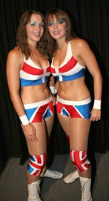 The Blossom Twins would definitely help TNA's continued growth in the UK