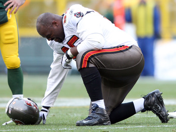 Albert Haynesworth has proven himself to be more trouble than he's worth.