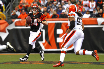 Andy Dalton and the Bengals could have a must-win vs the Ravens in Week 17