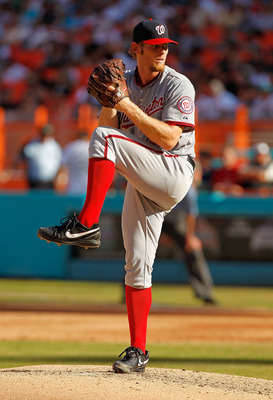 Stephen Strasburg will finally get to pitch close to a full season in 2012.