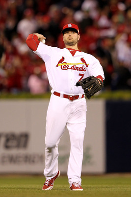 Matt Holliday is a key cog in the middle of the Cardinals lineup.