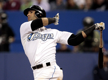 Jose Bautista has 97 homers since the start of 2010.