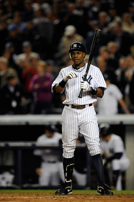 Curtis Granderson broke out in 2011.
