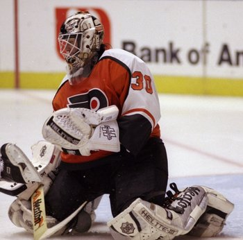 "Ron Hextall's ""Little Brother"" Garth Snow"