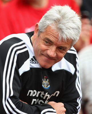 Kevin Keegan one of Newcastle's most popular managers