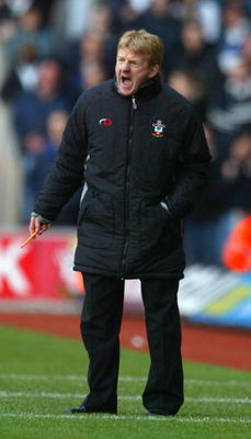 Gordon Strachan had a successful spell at Southampton