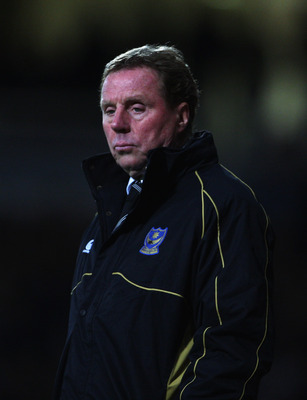 Harry Redknapp had two managerial stints with Portsmouth