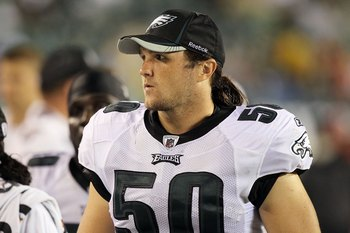 Casey Matthews doing his best Tony Little Impersonation