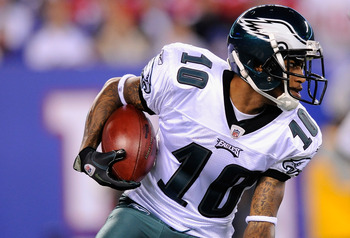 DeSean Jackson believes bad behavior is the way to management's wallet.