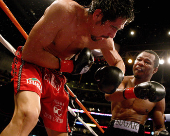 Margarito facing retribution from Mosley