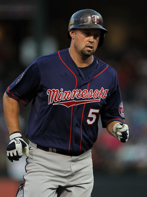 Cuddyer could be the next Trot Nixon