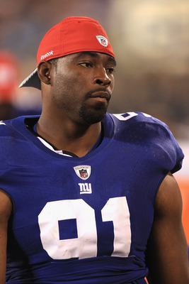 Justin Tuck has not proven himself this season