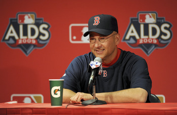Terry Francona has proven to be very comfortable in front of a microphone.