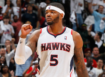 Atlanta Hawks' F Josh Smith has voiced his desire to move on