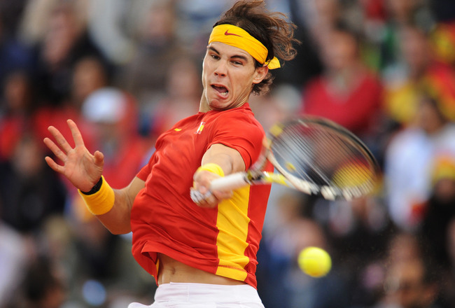 Rafael Nadal: 10 Things He Needs to Do in 2012 to Regain the No. 1 Spot