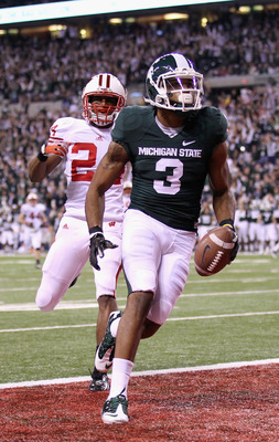 B.J. Cunningham and Keyshawn Martin give the Spartans firepower on the outside