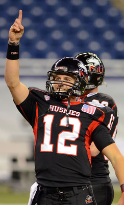 NIU touchdown machine, Chandler Harnish