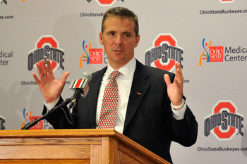 Urban Meyer is the new Head Coach at Ohio State.