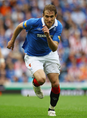 Rangers' striker Jelavic