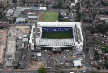 White Hart Lane remains one of English football's most atmospheric grounds, but a redevelopment of the site would be of great benefit to the future prospects of the club and local area.