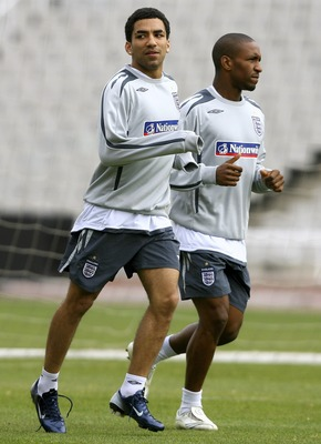 Aaron Lennon and Jermain Defoe will be hoping to represent England come Euro 2012.