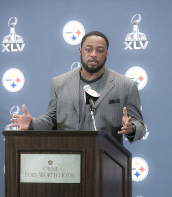 Mike Tomlin (photo ©2011 Mark Oristano)