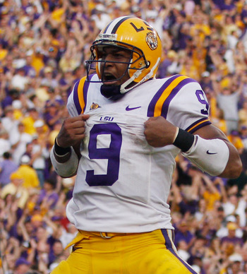LSU will face giant-killer TCU