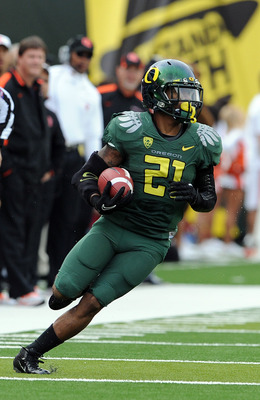 Oregon's high powered offense faces a stout Spartan Defense