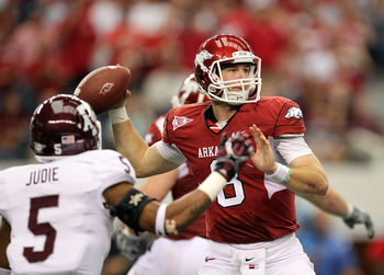 Tyler Wilson and Arkansas look to outmatch KState