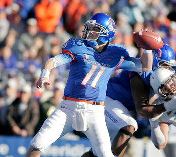 Kellen Moore faces a Hokie Defense with no confidence