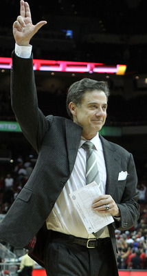 Hopefully Pitino Can Join a Basketball Conference