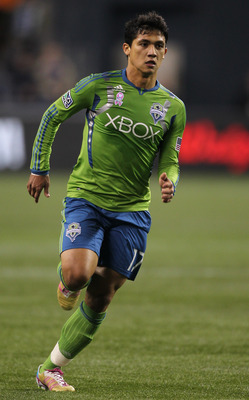 Large part of Freddy Monter's salary doesn't affect the Seattle Sounder's salary cap