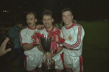 United's 1991 Cup Winners Cup triumph against Barcelona was a launchpad for the successes that were to come.