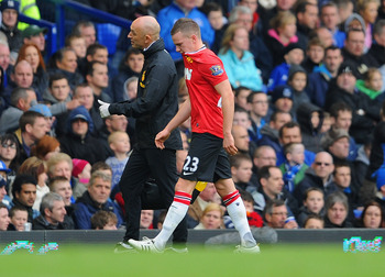After a bright start, Cleverley's season has been hampered by injury.