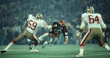 """Hacksaw"" Reynolds, 64, helped Bill Walsh overcome Cincinnatti in Super Bowl XVI"