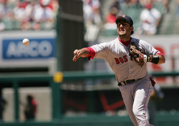 Nomar Garciaparra spent 9 seasons in Boston from 1996 through 2004.