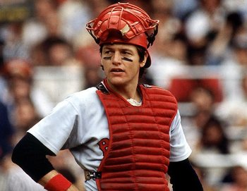 Carlton Fisk spent 11 years in Boston from 1969 to 1980.