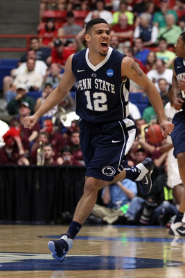 Without Talor Battle, Penn State is not a NCAA tournament team.