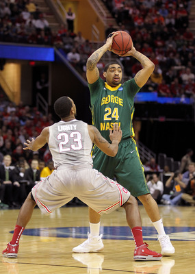Ryan Pearson leads George Mason in scoring with 18.1 PPG.