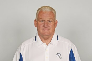 The Colts fired defensive coordinator Larry Coyer a few weeks ago after his defense continued to underperform.