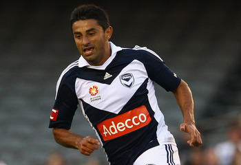 At this point in the year, the Melbourne Victory may need Carlos Hernandez more than the Los Angeles Galaxy.