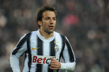 Alessandro Del Piero...coming to an MLS stadium near you?