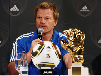 Oliver Kahn - Bayern Munich