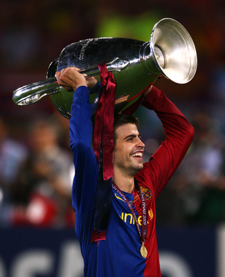 Gerard Pique - FC Barcelona