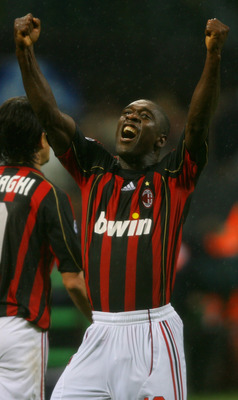 Clarence Seedorf - AC Milan