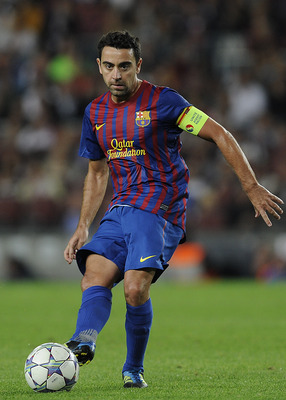 Xavi - Barcelona