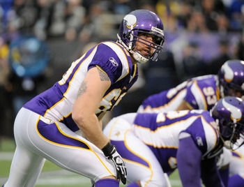 Allen anchors and leads Vikings defense