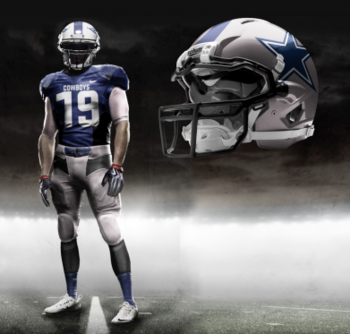 Nike Pro Combat NFL Uniforms: What the League's Uniforms Could Look