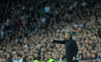 Mourinho is often described as the world's great tactician.