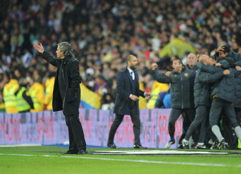 Mou saw his plans shattered by individual genius and the reawakening of Catalan's giants.